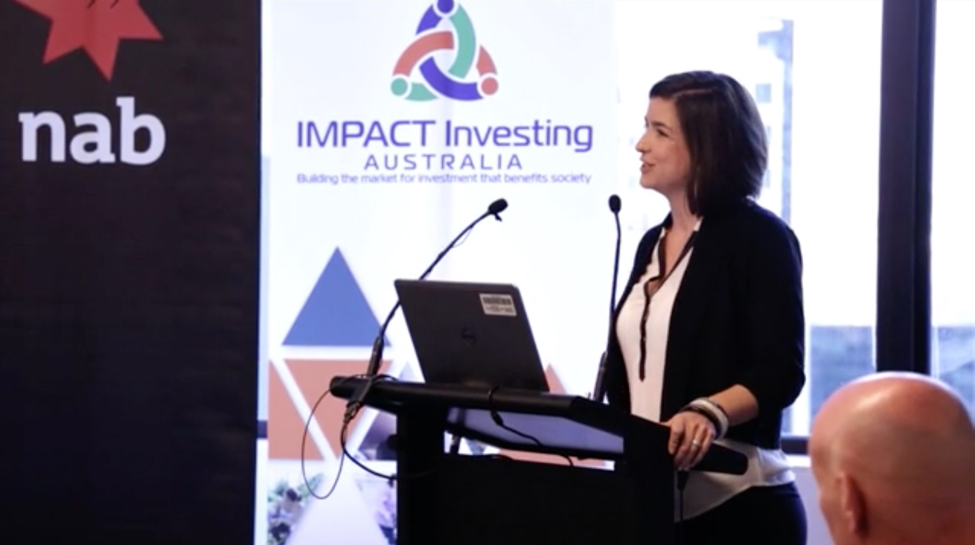 Designing the NAB Impact Investment Readiness Fund (IIRF).